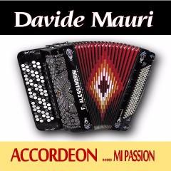 La fisarmonica solista di Davide Mauri-Davide Mauri