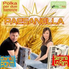 Paesanella polca per due fisarmoniche-Serena Lo Faro